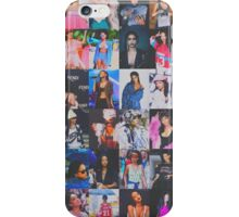 Rihanna collage iPhone Case/Skin