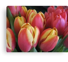 Welcome to the Flower Rock Cafe Canvas Print