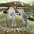 ~ White Feathers ~ by Alexandra  Lexx