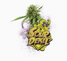 Sour Deisel Marijuana Strain Art by kushcoast