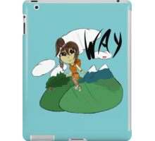 Super Crayon Pop - Way iPad Case/Skin