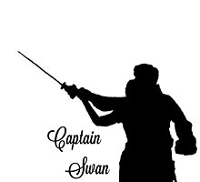 Captain Swan by atimeupononce