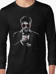 Sin City Matt Murdock [Transparent] Long Sleeve T-Shirt