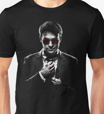 Sin City Matt Murdock [Transparent] Unisex T-Shirt