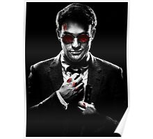 Sin City Matt Murdock [Transparent] Poster