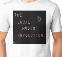 The Local Music Revolution Original Logo Unisex T-Shirt