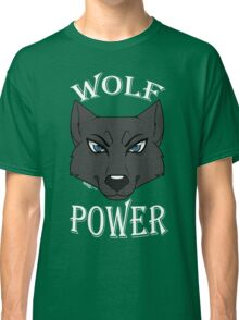 Wolf Power Classic T-Shirt