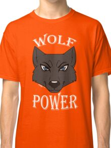 Wolf Power Classic T-Shirt