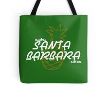 Under Santa Barbara Skies Tote Bag