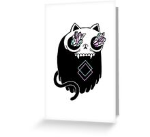 Crystal Seer Greeting Card