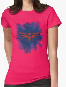 Hylian Womens Fitted T-Shirt