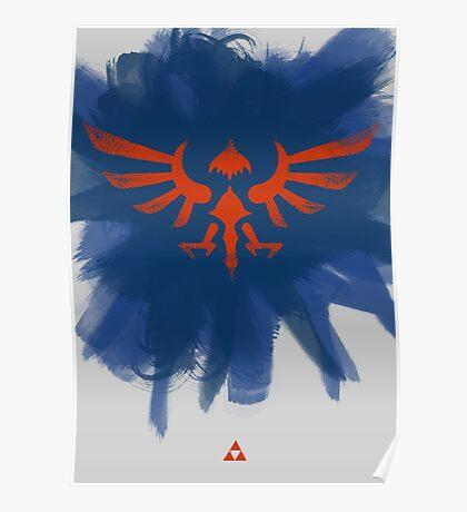 Hylian Poster