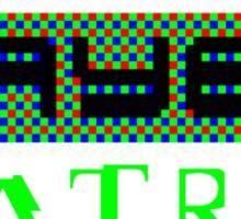 The Bayer Matrix Sticker