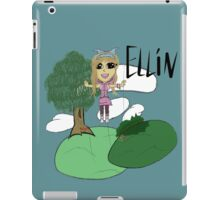 Super Crayon Pop - Ellin iPad Case/Skin