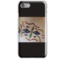 a colorful desighn iPhone Case/Skin
