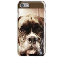 Luthien -Boxer Dogs Series- iPhone Case/Skin