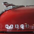 Antique Dodge by Lorelle Gromus