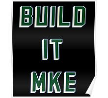 BUILD IT MKE Poster