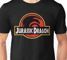Jurassic Dragon Unisex T-Shirt