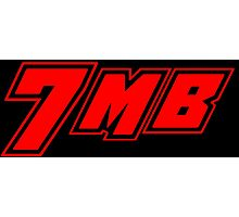 7MB ROH - Red Logo Photographic Print