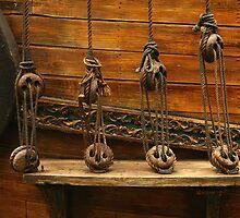 Ropes by Linda Bianic