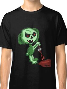 Demon Easter Bunny Classic T-Shirt