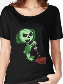 Demon Easter Bunny Women's Relaxed Fit T-Shirt