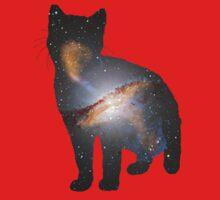 Cat Space Kids Clothes