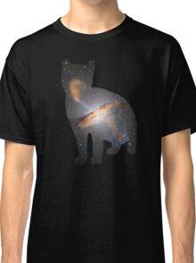Cat Space Classic T-Shirt
