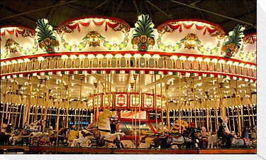 The 1921 C.W. Parker Carousel by Susan Vinson