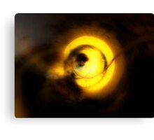 Yellow Brick Road to Oblivion Canvas Print