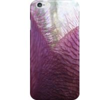 Ripples and Hair iPhone Case/Skin