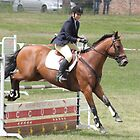 Moss Vale District Showjumping 4 by Samantha Bailey