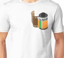 Single roll 35mm film Unisex T-Shirt