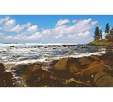 OCEAN ART Photographic Print