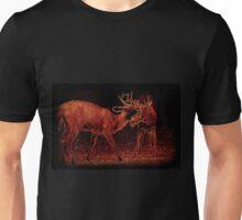 Abstract Headbangers Unisex T-Shirt