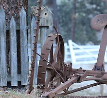 Old Time Cutter Two by Santa Tom Kliner