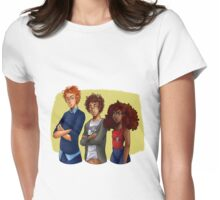 When The Whole Squad Looking Fresh! Womens Fitted T-Shirt