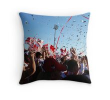 Dragons Army Supporters Throw Pillow