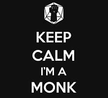 Keep Calm I'm a Monk Men's Baseball ¾ T-Shirt