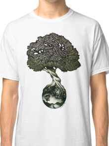 Nature Preserves all of Life Classic T-Shirt