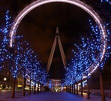 Eye at Night by Evette Lisle