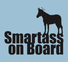 Smartass On Board by KimberlyMarie