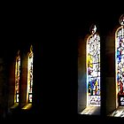 ~ windows to the soul ~ Holy Trinity Anglican Church, Dubbo  by Jan Stead JEMproductions