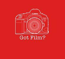 Canon EOS 1v 'Got Film?' T Shirt Unisex T-Shirt