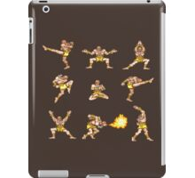 Dhalsim - Street Fighter II T-shirt iPad Case/Skin