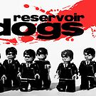 Lego Reservoir Dogs by Kevin  Poulton - aka &#x27;Sad Old Biker&#x27;