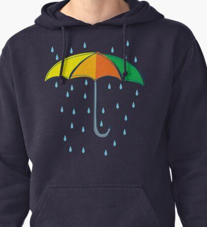 Rainbrella Pullover Hoodie