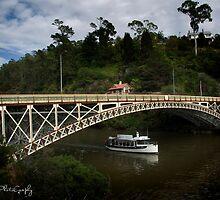 Kings Bridge, Launceston by shaneharrison
