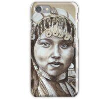 Nomadic Bride  iPhone Case/Skin